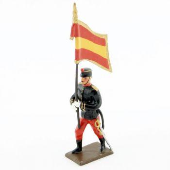 drapeau de l'infanterie de ligne espagnole
