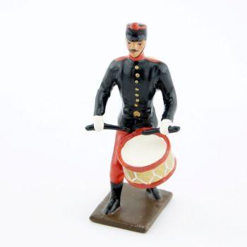 tambour de l'infanterie de ligne espagnole