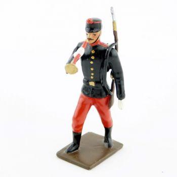 clairon de l'infanterie de ligne espagnole