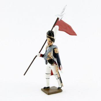 2e porte-aigle des grenadiers de la Garde