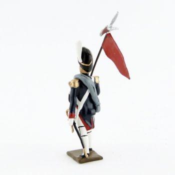 2e porte-aigle des grenadiers de la garde (1812)