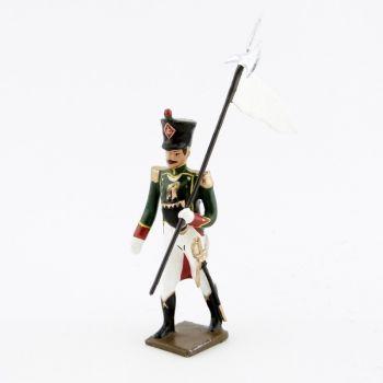 3e porte-aigle des flanqueurs-chasseurs de la garde (1811)