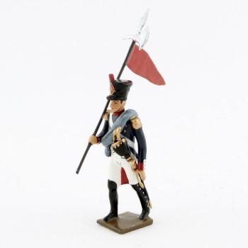 2e porte-aigle de l'infanterie de ligne (1812)