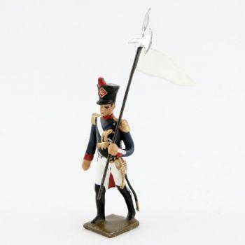 3e porte-aigle de l'infanterie de ligne (1812)