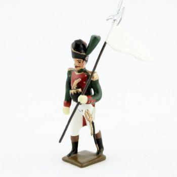 3e porte-aigle du 1er régiment de la Garde de Paris (1803-1809)