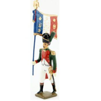 drapeau du 1er régiment de la Garde de Paris (1803-1809)
