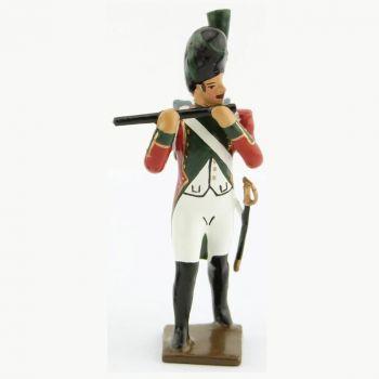 clairon (d'ordonnance) du 1er régiment de la Garde de Paris (1803-1809)