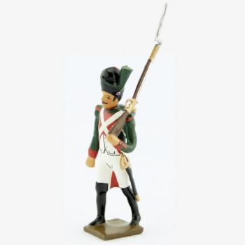 fantassin du 1er régiment de la Garde de Paris (1803-1809)