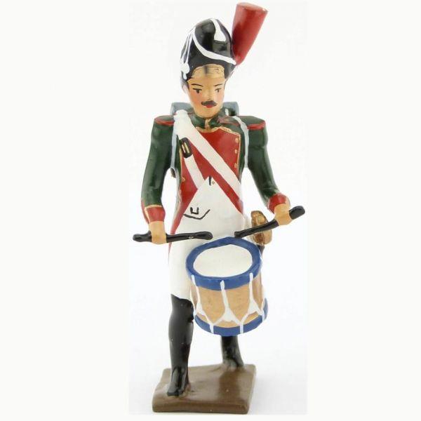 tambour (d'ordonnance) du 2e régiment de la Garde de Paris (1803-1809)