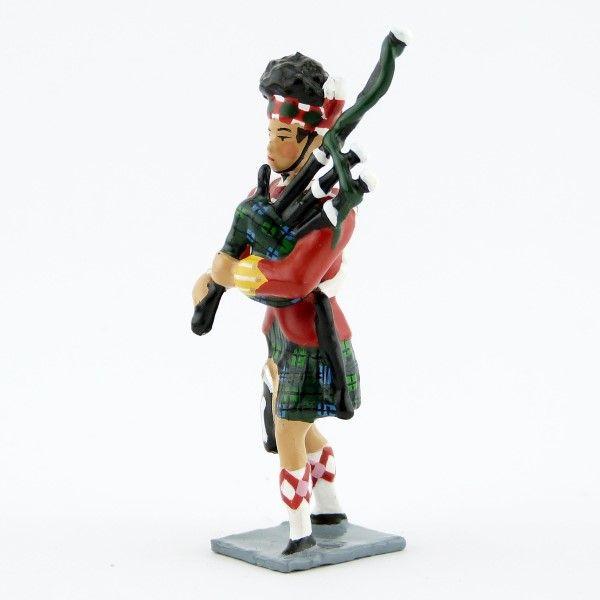 sonneur de cornemuse du 42e rgt de Highlanders, ''Black Watch''