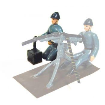 approvisionneur à genoux pour mitrailleuse hotchkiss