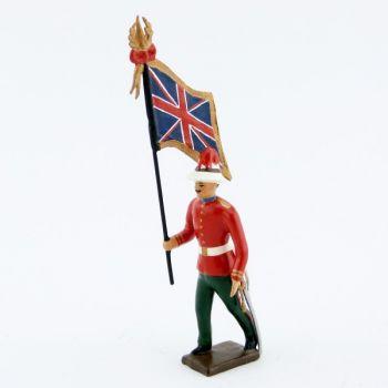 drapeau des troupes coloniales ecossaises - durbar