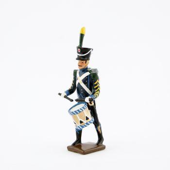 tambour (d'ordonnance) de l'infanterie légère espagnole