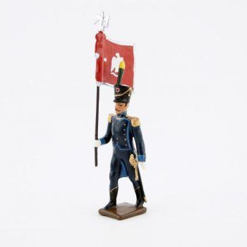 drapeau de l'infanterie légère espagnole