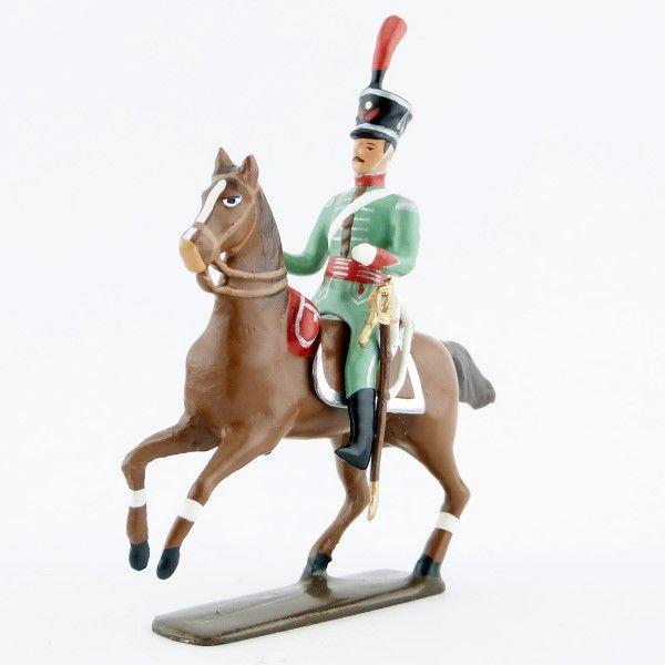 officier des hussards espagnols (1808)