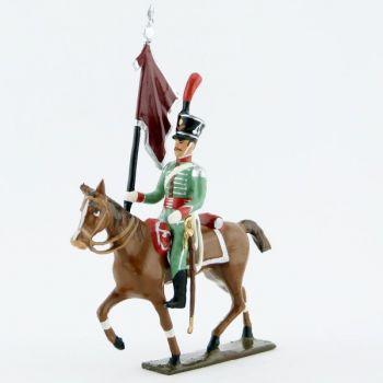 etendard des hussards espagnols (1808)