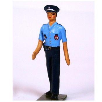 Policier (Gardien de la Paix), tenue d'été du service général