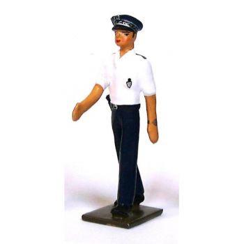 Commissaire de Police, tenue d'été du service général