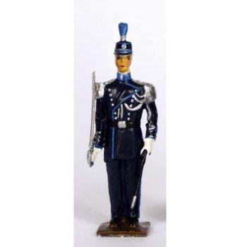 Garde du Service de Sécurité du Ministère de l'Intérieur (SSMI)