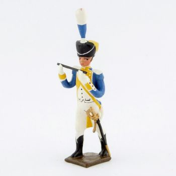 flûte de la musique du 3e rgt de grenadiers de la garde (ex-hollandais) (1809)