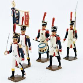 Fusiliers, école de Saint-Cyr (1812)