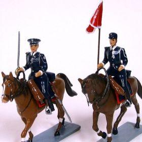 Unité équestre (Police Montée)