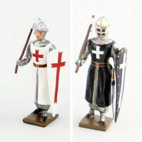 Templiers & Hospitaliers